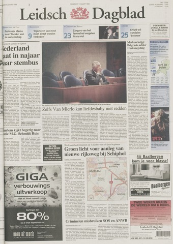 Leidsch Dagblad 1999-05-20