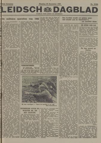 Leidsch Dagblad 1942-12-29