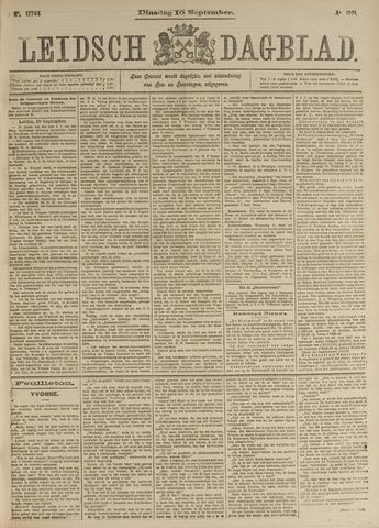 Leidsch Dagblad 1901-09-10