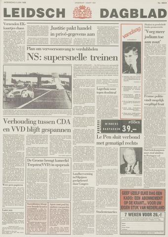 Leidsch Dagblad 1988-06-08
