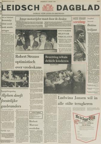 Leidsch Dagblad 1979-07-30