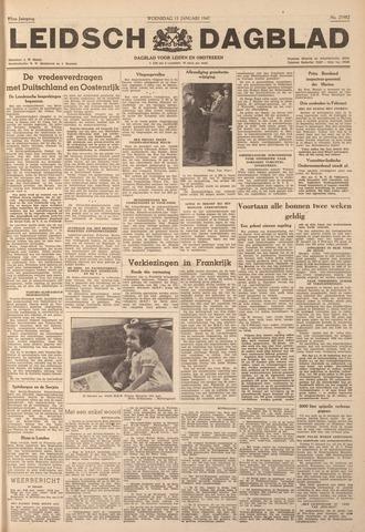 Leidsch Dagblad 1947-01-15