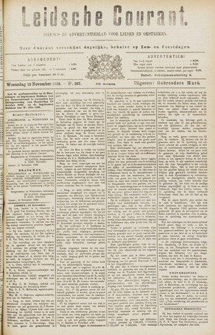 Leydse Courant 1889-11-13