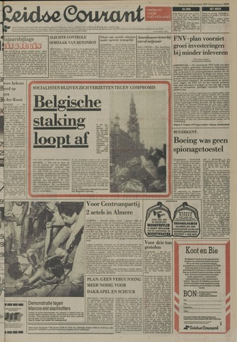Leidse Courant 1983-09-22