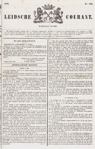 Leydse Courant 1876-05-10