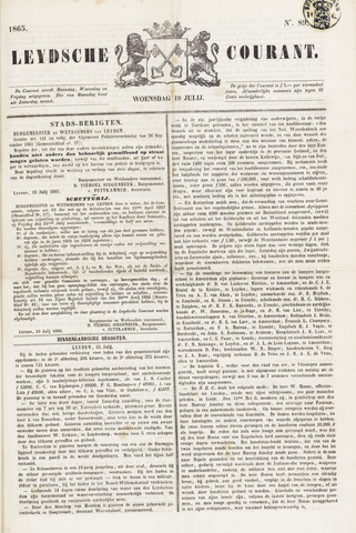 Leydse Courant 1865-07-19