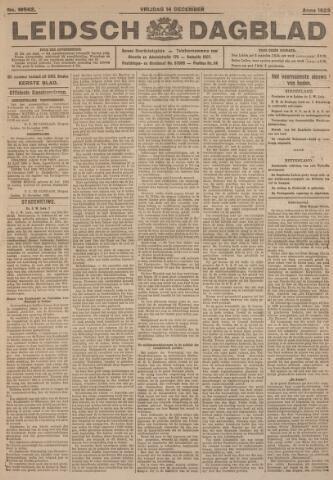 Leidsch Dagblad 1923-12-14