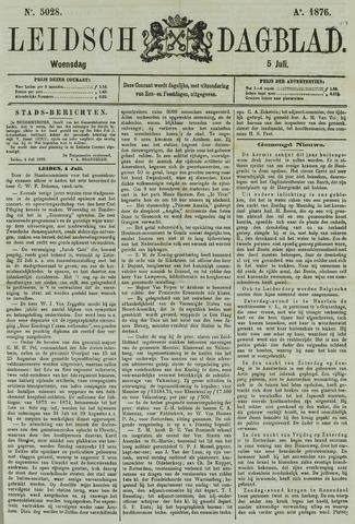 Leidsch Dagblad 1876-07-05