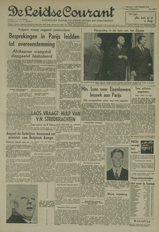 Leidse Courant 1959-09-04