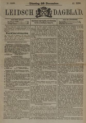 Leidsch Dagblad 1880-12-28