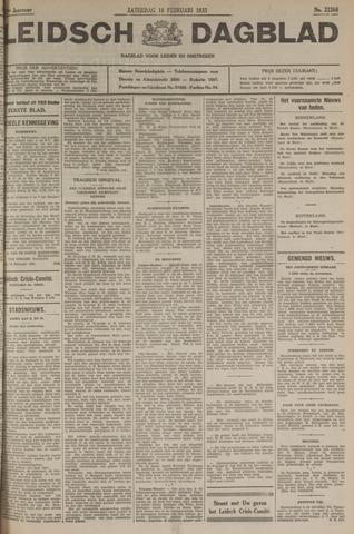 Leidsch Dagblad 1933-02-18