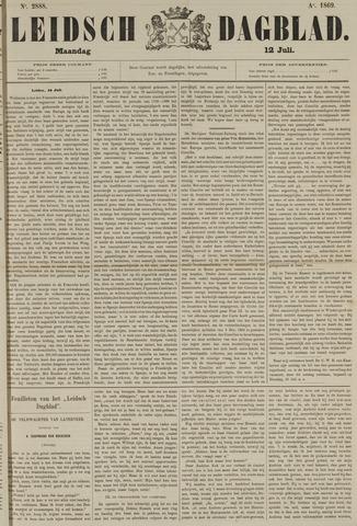 Leidsch Dagblad 1869-07-12