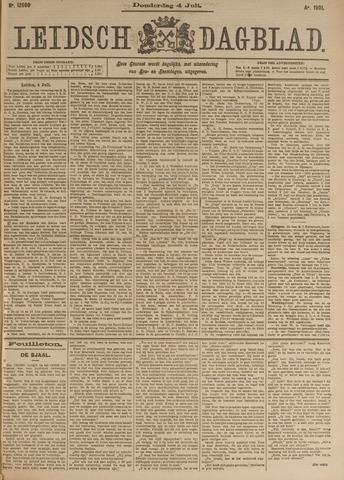 Leidsch Dagblad 1901-07-04