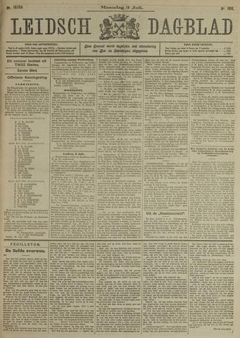 Leidsch Dagblad 1911-07-03