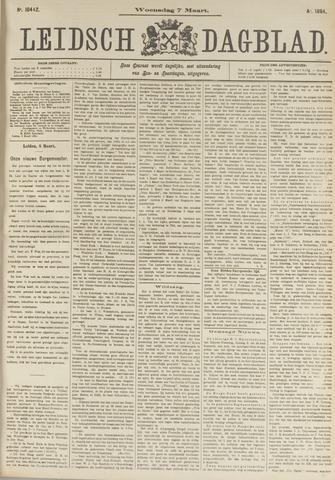Leidsch Dagblad 1894-03-07