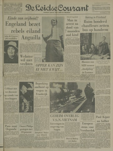 Leidse Courant 1969-03-19