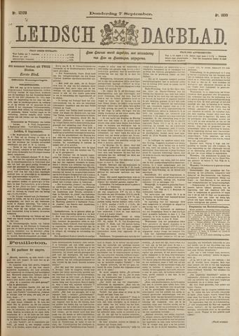 Leidsch Dagblad 1899-09-07