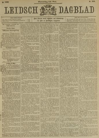 Leidsch Dagblad 1904-05-14
