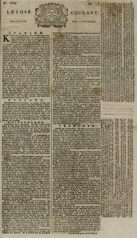 Leydse Courant 1805-11-18