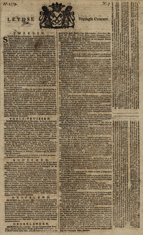 Leydse Courant 1779-01-15