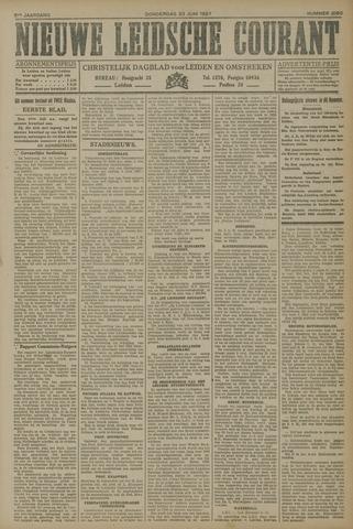 Nieuwe Leidsche Courant 1927-06-23