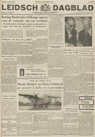 Leidsch Dagblad 1959-12-18