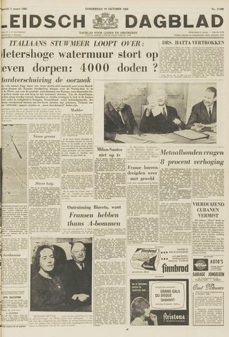 Leidsch Dagblad 1963-10-10