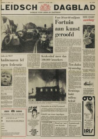 Leidsch Dagblad 1974-04-27