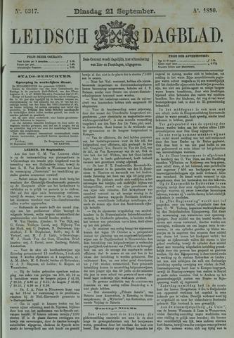 Leidsch Dagblad 1880-09-21