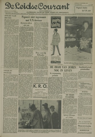 Leidse Courant 1962-10-16