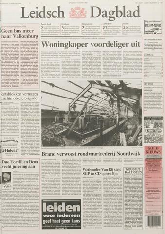 Leidsch Dagblad 1994-02-23