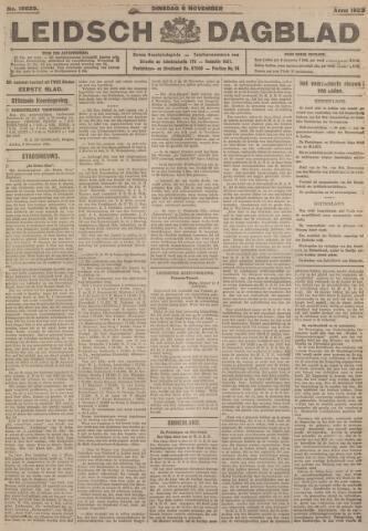 Leidsch Dagblad 1923-11-06