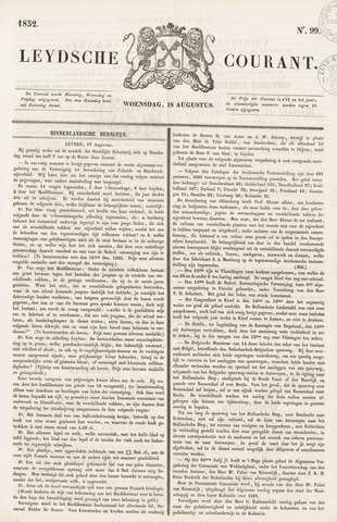 Leydse Courant 1852-08-18