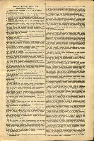 Handelingen van de Raad 1877-03-08