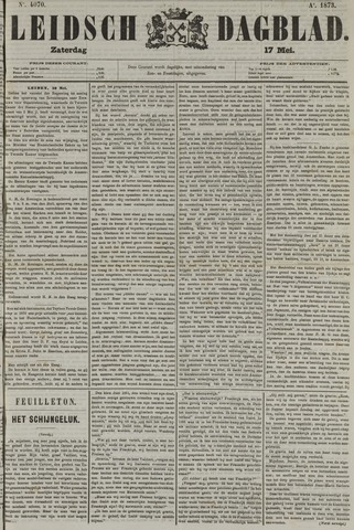 Leidsch Dagblad 1873-05-17