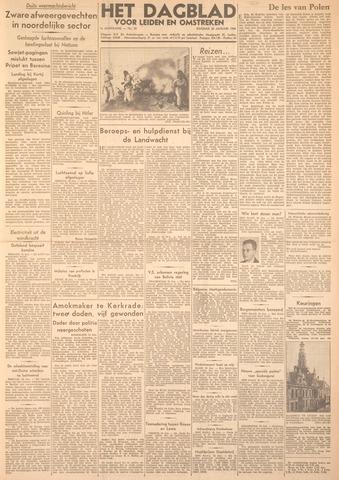 Dagblad voor Leiden en Omstreken 1944-01-25