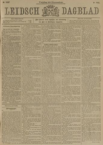 Leidsch Dagblad 1902-12-19