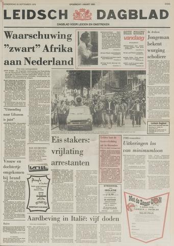 Leidsch Dagblad 1979-09-20