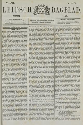 Leidsch Dagblad 1875-07-05