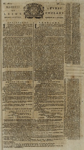 Leydse Courant 1811-11-06