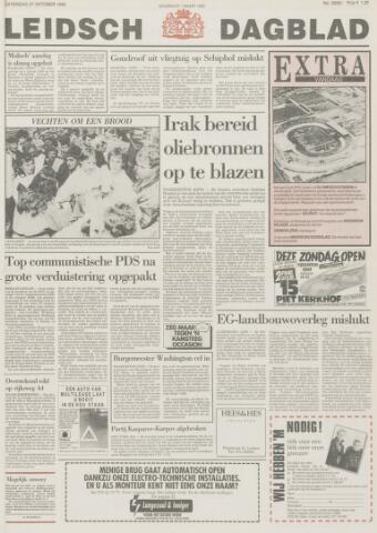 Leidsch Dagblad 1990-10-27