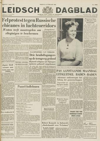 Leidsch Dagblad 1962-02-16