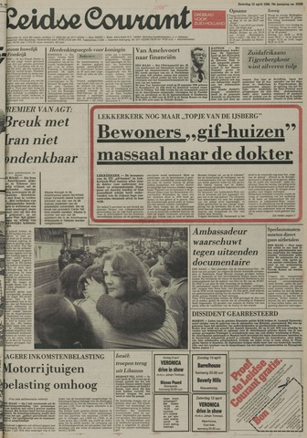Leidse Courant 1980-04-12