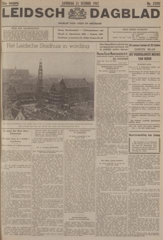 Leidsch Dagblad 1937-10-23
