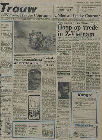 Nieuwe Leidsche Courant 1975-04-22
