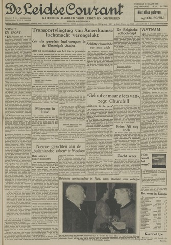 Leidse Courant 1955-03-23