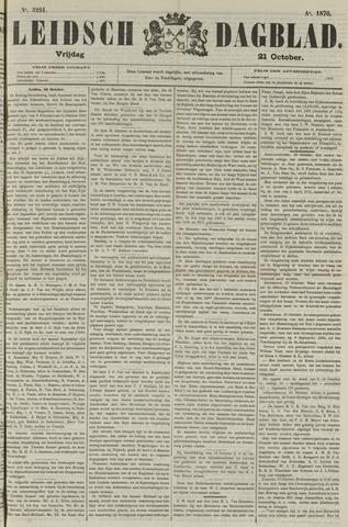Leidsch Dagblad 1870-10-21
