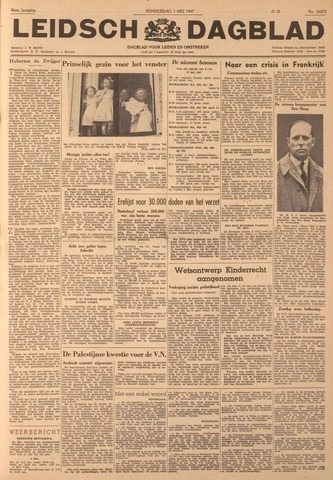 Leidsch Dagblad 1947-05-01