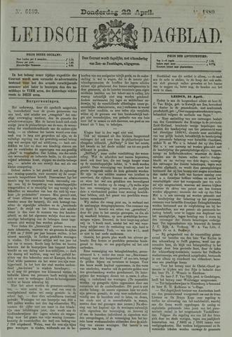 Leidsch Dagblad 1880-04-22