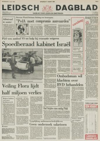 Leidsch Dagblad 1982-07-07